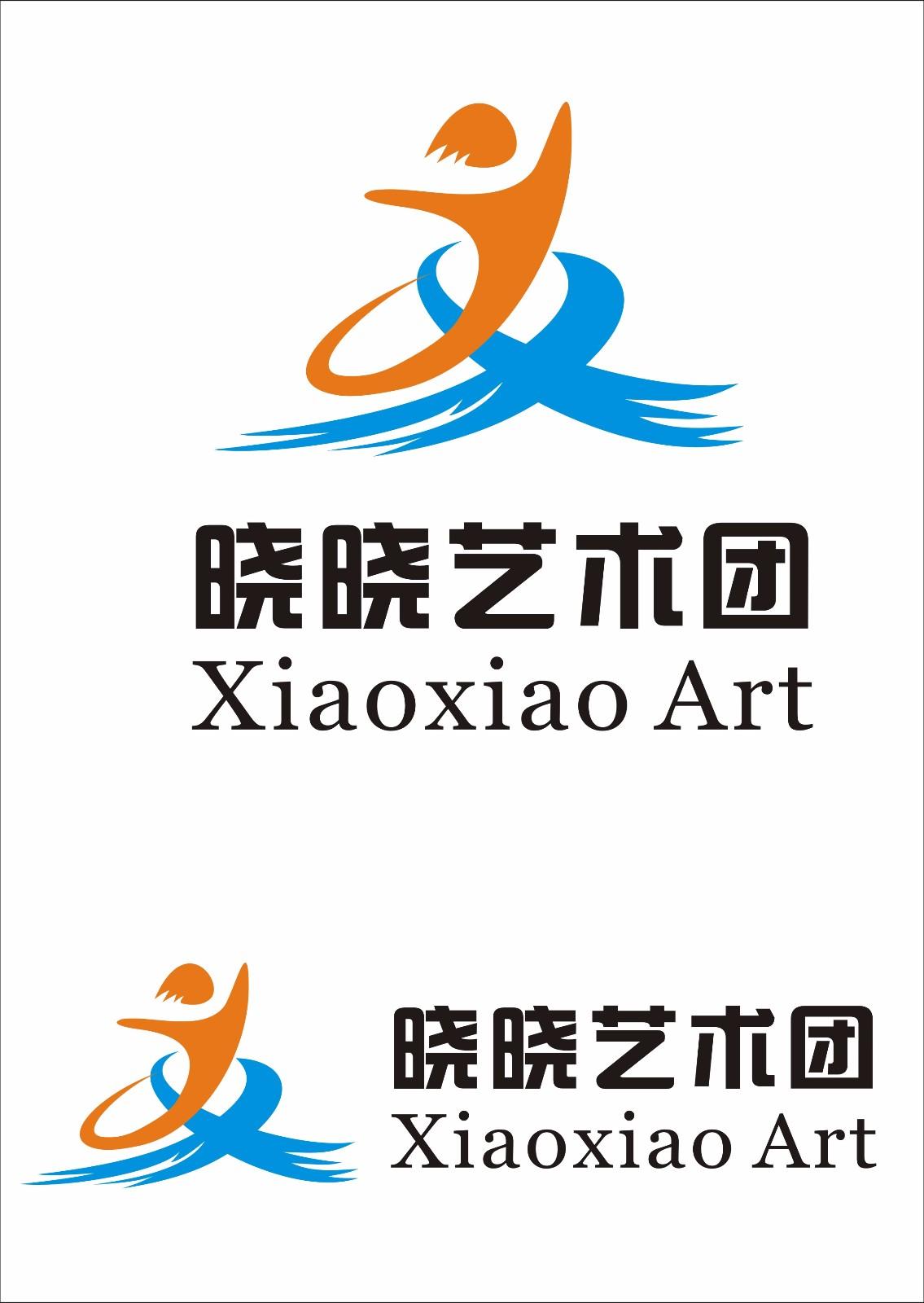 少儿艺术团 logo设计 -logo设计